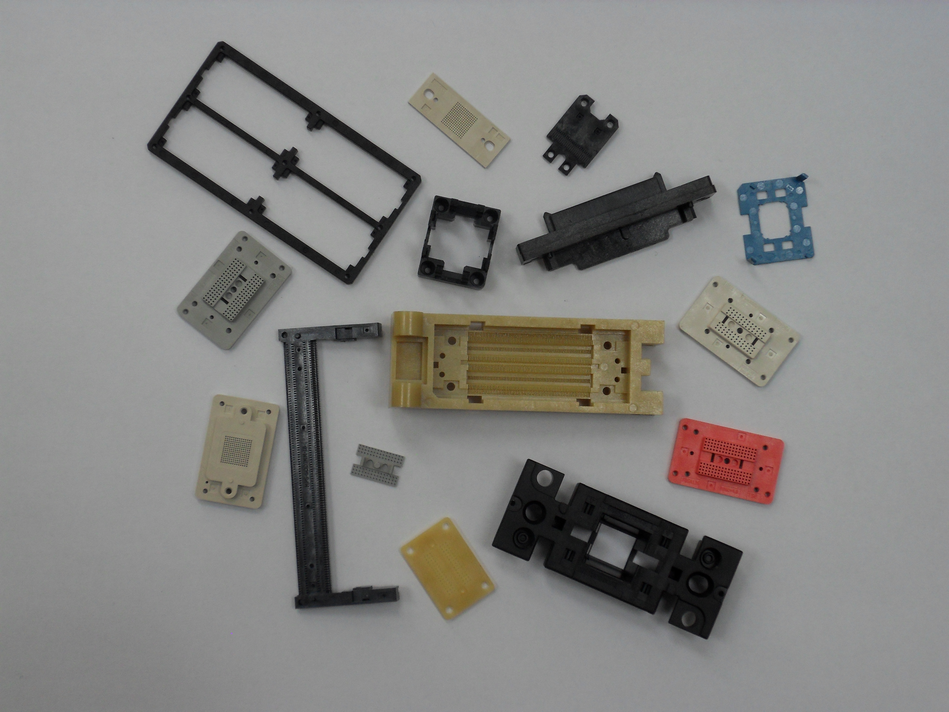 Special Connector Parts,I/C Te